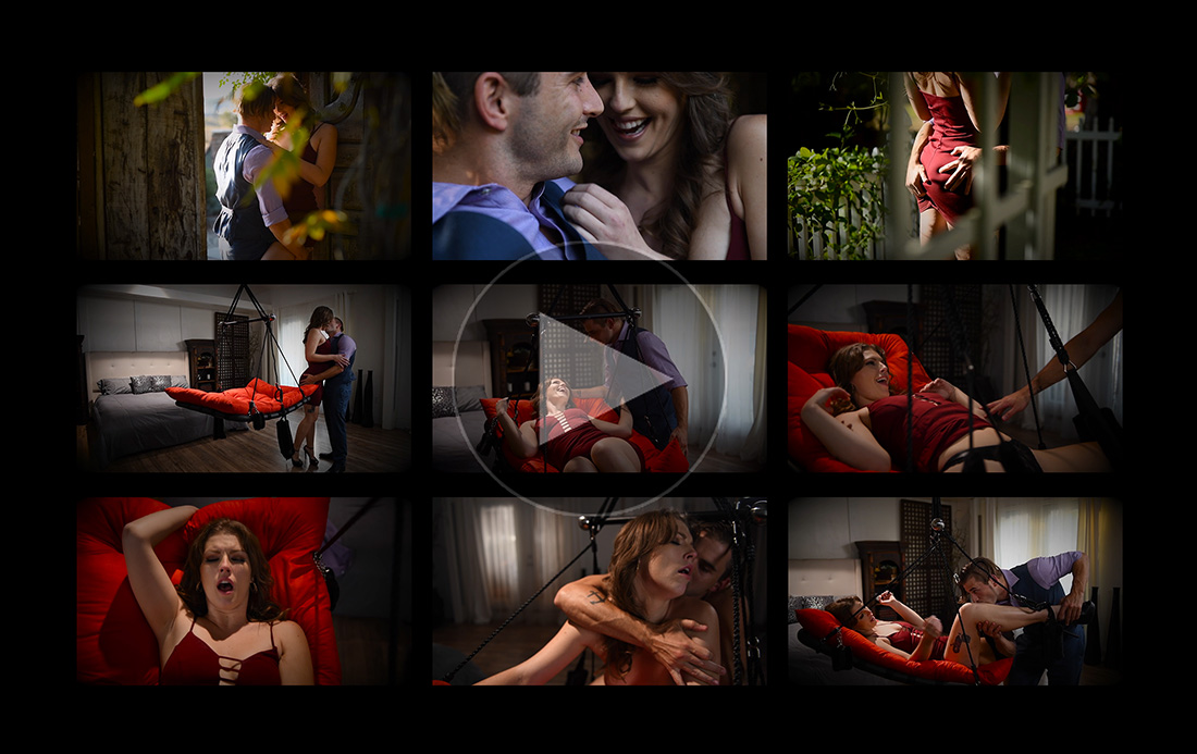 Preview of the sex swing video