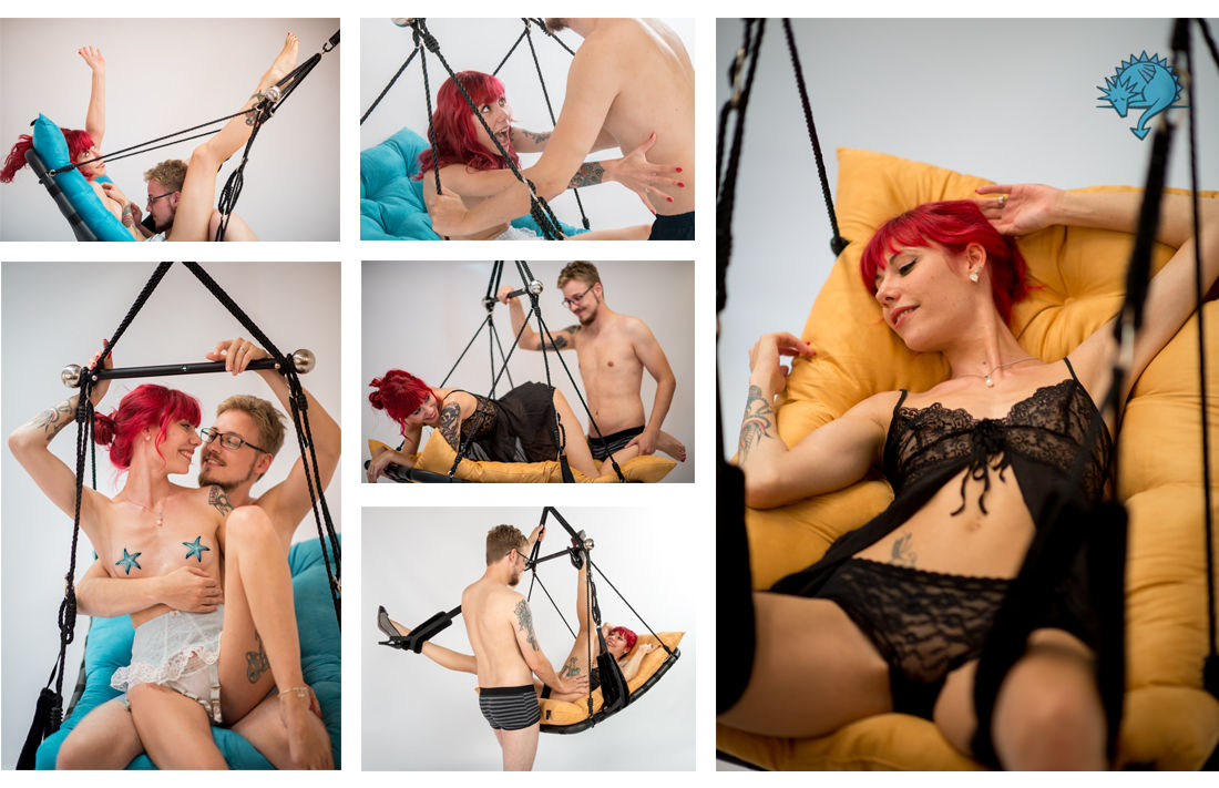 Sex swing pleasure