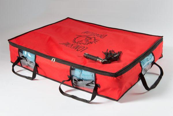 Storage bag for sex swing