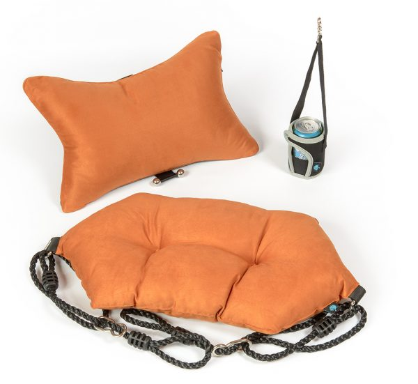 """Comfort-Relax-Set for Sexswing """"Private Euphoria"""" - Orange-Brown"""