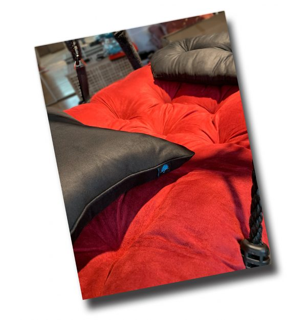 """Comfort-Relax-Set for Sexswing """"Private Euphoria"""" - Snapshot Red"""